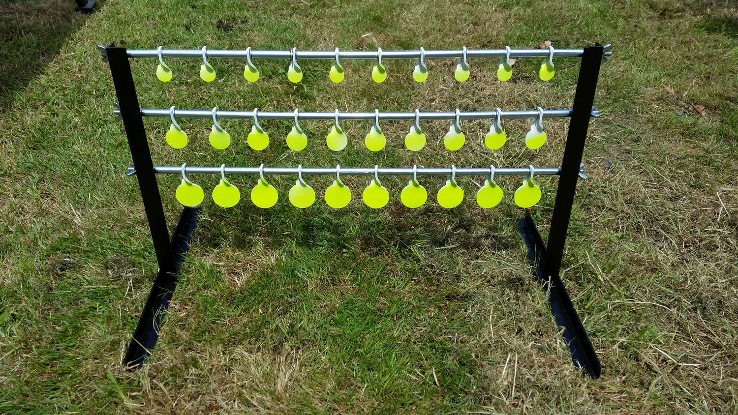 Three Bar Spinner Array, 20, 30 & 40 Club Target