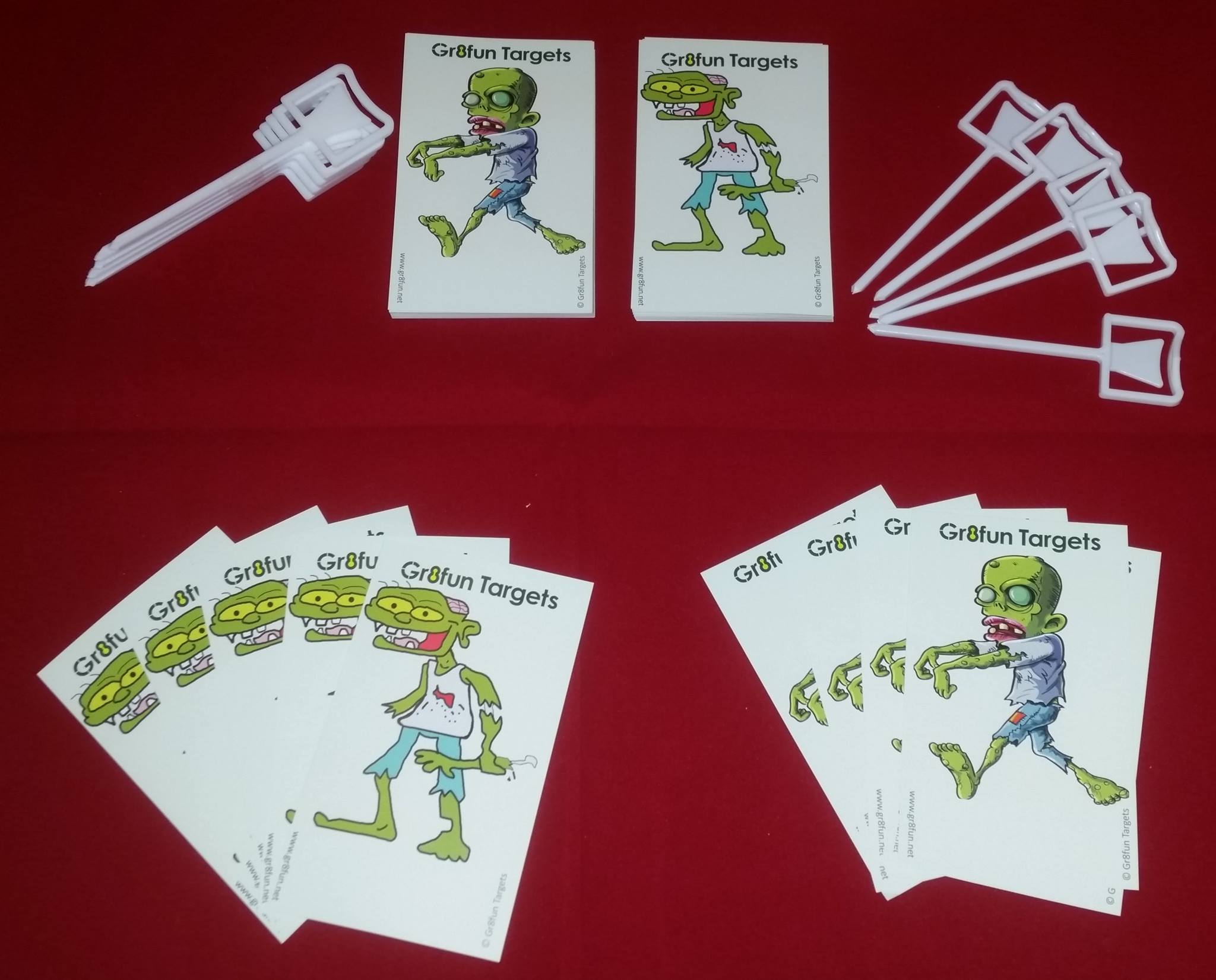 Pocket Plinkers - Zombies- 100 pack