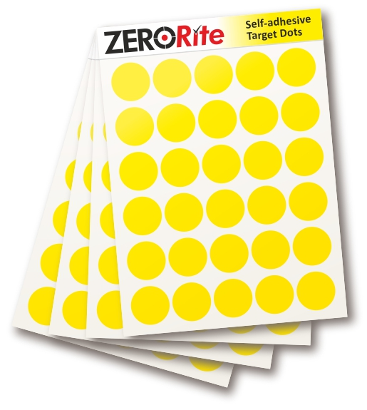 ZeroRite 25mm Airgun Targets