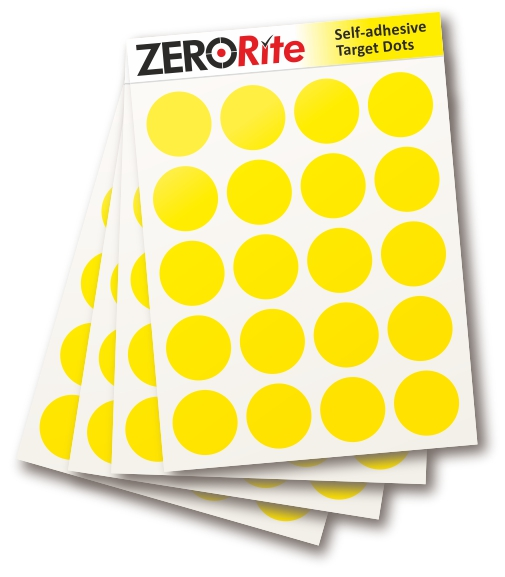 ZeroRite 30mm Airgun Targets