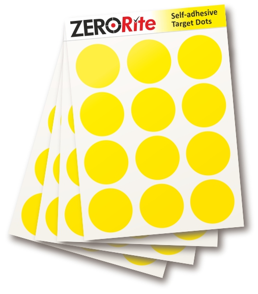 ZeroRite 40mm Airgun Targets